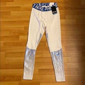 Nike pro combat hypercool series compression pant